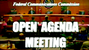 Open Commission Meeting