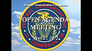 open agenda meeting April 27 2012 and FCC seal
