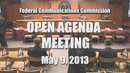 Open Commission Meeting Video Thumbnail