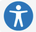 ECFS Accessibility Icon