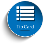 Button image for downloadable tip card