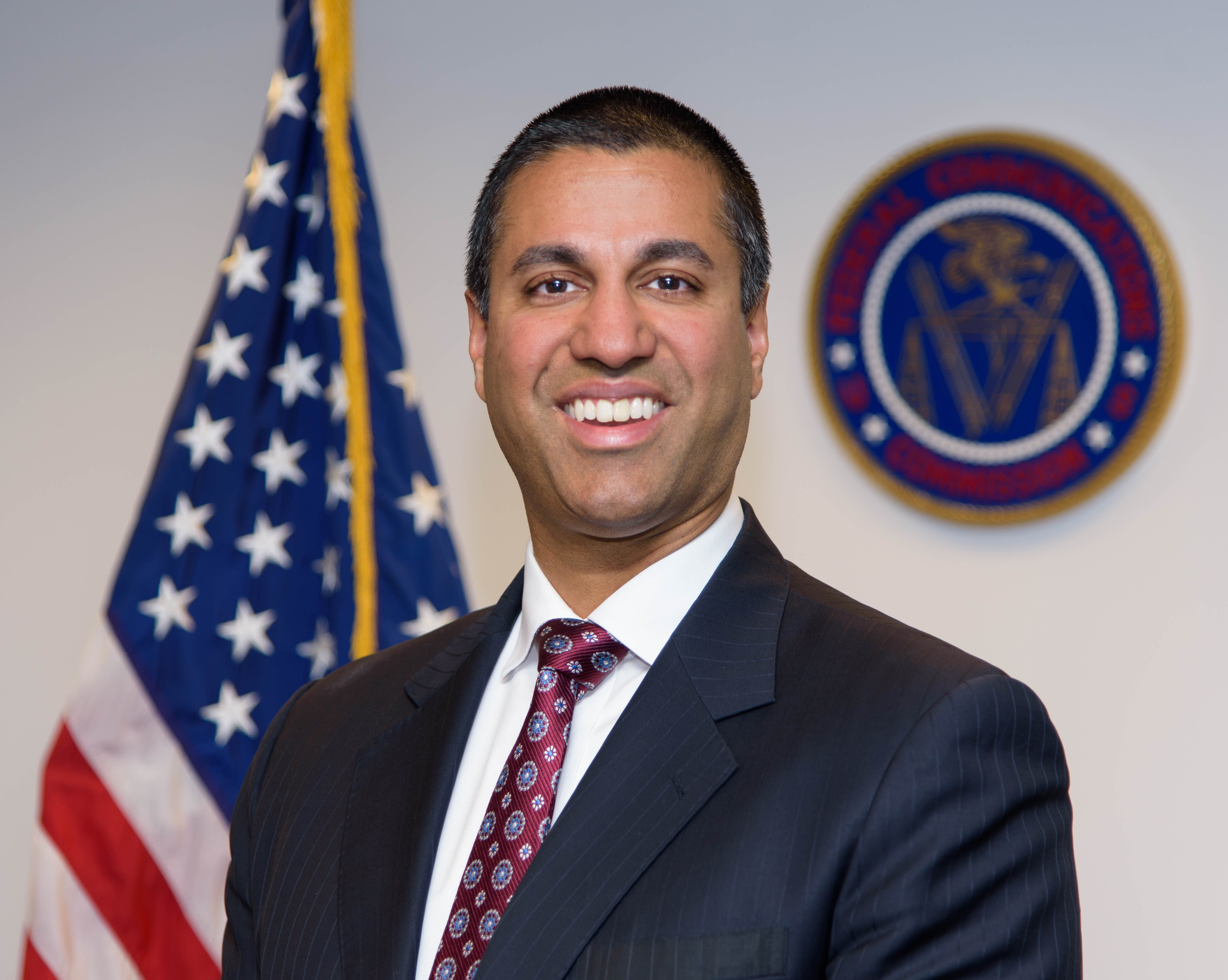 Feds Urged To Improve Transition >> Ajit Pai Federal Communications Commission