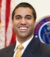 Thumbnail picture of Commissioner Ajit Pai
