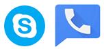 Skype, Google Voice