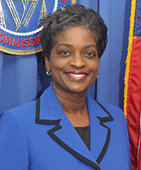 Commissioner Mignon Clyburn: click for press photo