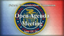 Open Commission Meeting - June 13, 2012