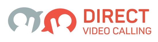 Direct Video Calling Logo