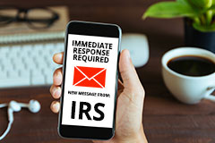 Phony IRS Robocalls thumbnail image