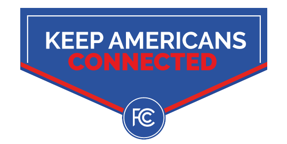 Keep Americans Connected Logo