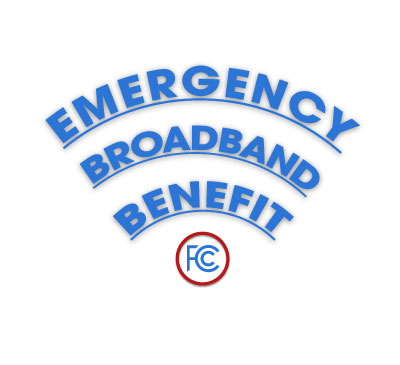 Emergency Broadband Program graphic