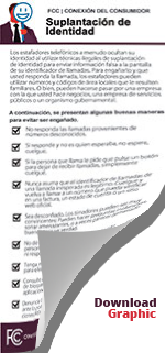 Download Spoofing Tip Card en Espanol