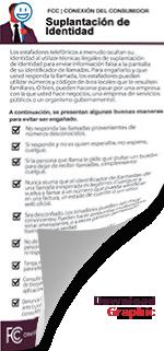 Download Spoofing Tip Card en Espanol
