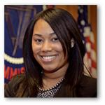 Thumbnail picture of Marquita Boozer, Staff Assistant, Commissioner Rosenworcel