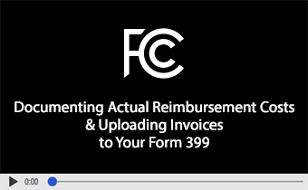 Click to play video: Documenting Expenses on Form 399
